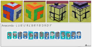 Rubik's Cube Patterns 3x3 Impressive Vijayatm Rubik's Cube Fun Patterns Normal Vs Mirror Cube