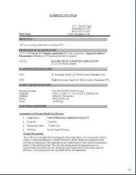 Example Bartender Resume Extraordinary Resume Best Bartender Resume Examples