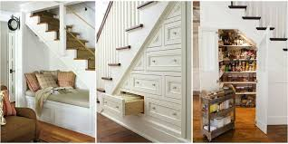 under stairs furniture. 15 Genius Under Stairs Storage Ideas - What To Do With Empty Space Furniture I