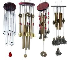 chinese wind chimes vintage glass dragon hanging metal s 8 bells wind