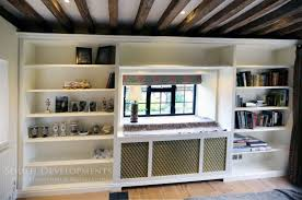 home office study furniture. Fitted Book Cases In London Surrey Home Office Study Furniture S