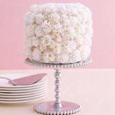 Individual Table Wedding Cake Picture Of Wedding Cake Delishcom