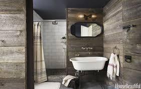 Contemporary Bathroom Ideas Monza Grey Wood Effect Tile Nw L Floor