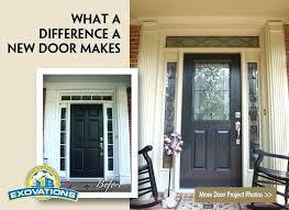 replace front door replacement front door glass repair inside prepare replace front door cost