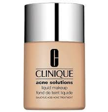 clinique acne solutions foundation