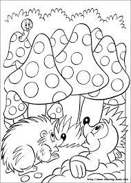 Het Is Bijna Herfst 5 X Mooie Herfstkleurplaten Voor Kinderen