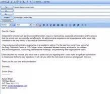email sending resumes sample email sending resume
