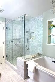 diy glass shower door cleaner shower glass shower door with traditional bathtubs bathroom and marble industrial