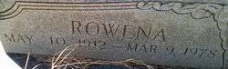 Rowena Blair Scott (1912-1978) - Find A Grave Memorial