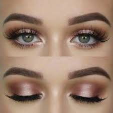 nomi natural makeup for prom bridal makeup for green eyes