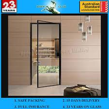 6mm 8mm frameless large interior tempered glass sliding shower doors safety glass