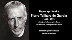 Image result for Pierre Teilhard de Chardin