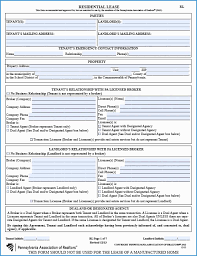 Free Commercial Lease Agreement Template Word Cute Apartment Lease