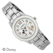 Disney ミッキーフレンズ 公式可愛いキャラクター腕時計ウォッチデコ