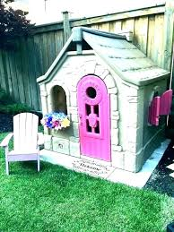 toddlers play house playhouse with slide for toddlers playhouses slides playhouses slides best outdoor playhouse outside