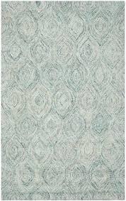 ikat rug diamond ikat area rug blue cream