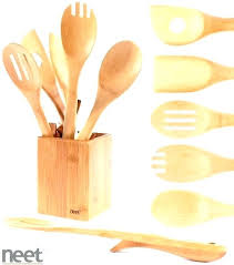 wooden spoon set organic bamboo kitchen utensil good grips 3 oxo spoons brand new piece turner good grips 2 piece wooden