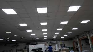 Sylvania Lighting Uae Express Printing Press Sylvania Led Panel Lights 45w