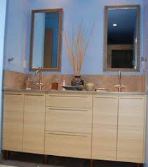 bamboo vanity bathroom. Fine Bathroom European Style Natural Bamboo Vanity Bamboo Bathroom Style Bathroom  Vanities Condo To Vanity