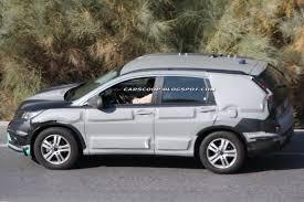 Malaysia Motoring News Honda Cr V 2012 Spied Testing In Europe