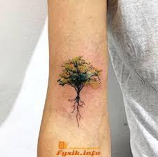 Tetování Strom života Význam