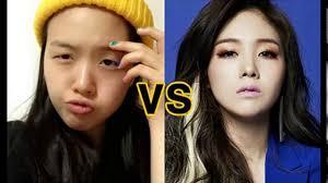 cl korean without makeup