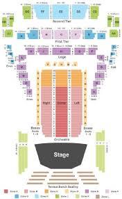 Davies Symphony Hall Tickets And Davies Symphony Hall