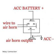 wolo air horn wiring diagram wiring diagram wiring diagram for dixie air horns horn relay nilza