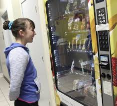 What Did The Coach Say To The Vending Machine Magnificent Move Over Candy YMCAs Stock Vending Machines With Crackers Hummus