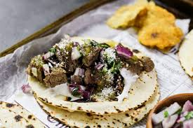 Flank steak is a lean, flavorful cut of meat that is probably best prepared marinated and cooked over a grill. Easy Instant Pot Barbacoa Taco Recipe Latina Mom Meals