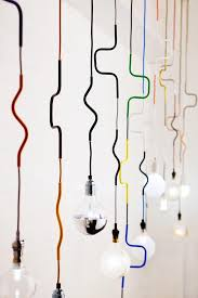 choose cable lighting. LIGHTING | Cable Jewellery Pendants By Volker Haug.Lighting Is An Important Element On Interior Choose Lighting