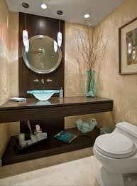 modern guest bathroom design. guest bathroom - powder room design ideas: 20 photos modern