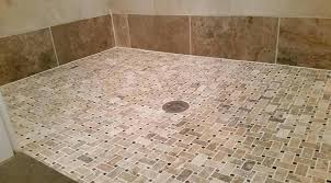 replace shower pan without removing tile replace shower pan without removing