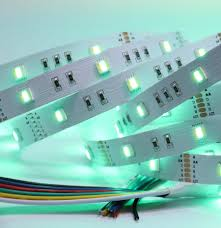 China Ip68 Smd5050 Rgb Outdoor Led Light Strip Waterproof