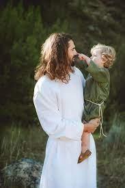 Jesus and Small children