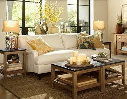 Plain Sofa Table Decor Pottery Barn Find This Pin And More On To Simple Ideas