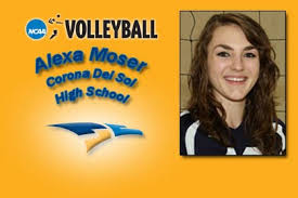 Corona del Sol's Moser to continue volleyball career at Fort Lewis ...