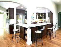 kitchen island with support columns kitchen island posts kitchen island wood posts wooden open floor l kitchen island with support columns