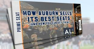 Inside Auburns Complicated Ticket Selling Strategy And How