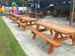beer garden table. Beer Garden Table At The Bay Hotel Sizes