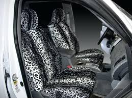 black and white car seat covers leopard seat covers