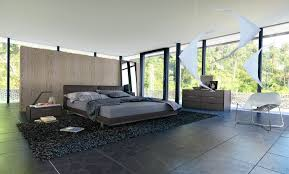 carpets bedrooms ravishing home. bedroomravishing loft open bedroom design inspirations feat grey concrete flooring plus black frame window carpets bedrooms ravishing home