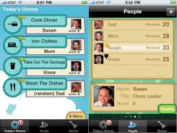 Chore Software Games Transform Household Chores The Entertainment Software