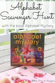 The international phonetic alphabet (revised to 2015). Alphabet Scavenger Hunt