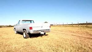 73 Chevy C20 Pickup, 350, 3/4 ton, longbed FINAL EDIT - YouTube