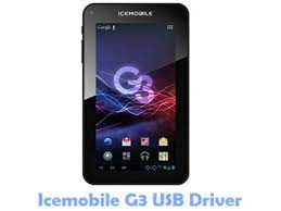 Download Icemobile G3 USB Driver