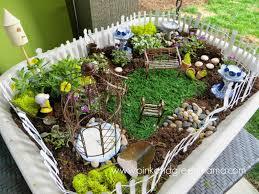 fairy garden container ideas. Indoor Fairy Garden Plants \u2013 Unique Container Ideas The Gardens I