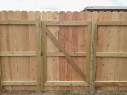 build wood fence gate awesome wooden metal frame slats pertaining proportions picture