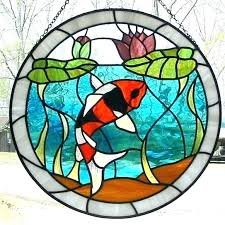 stained glass window patterns stained glass fan style window patterns
