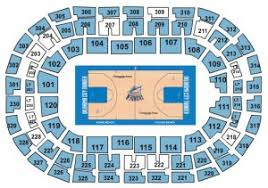 Oklahoma City Thunder Arena Seating Chart Oklahoma City Thunder Tickets Chesapeake Energy Arena